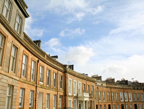 Glasgow - Scotland「Victorian Homes, Glasgow」:スマホ壁紙(15)