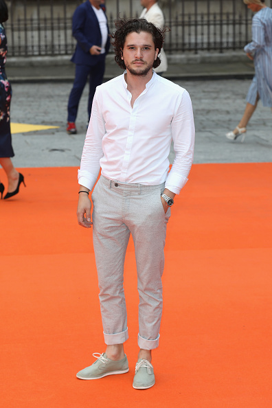 Shirt「Royal Academy Summer Exhibition - Preview Party Arrivals」:写真・画像(14)[壁紙.com]