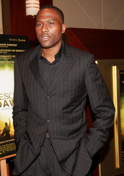 "Elton Brand「Premiere Of ""Rescue Dawn""」:写真・画像(15)[壁紙.com]"
