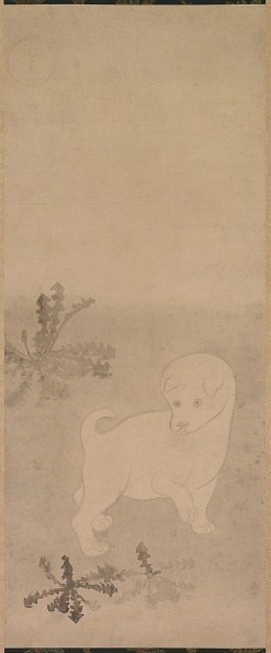 Uncultivated「Puppy With Dandelions」:写真・画像(12)[壁紙.com]