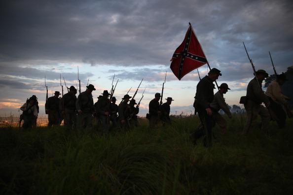American Civil War「Gettysburg Marks 150th Anniversary of Historic Civil War Battle」:写真・画像(8)[壁紙.com]