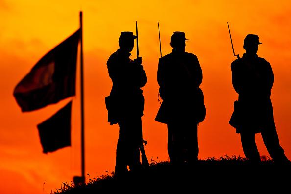 American Civil War「150th Anniversary Of The Start Of The Civil War Marked In Charleston」:写真・画像(12)[壁紙.com]