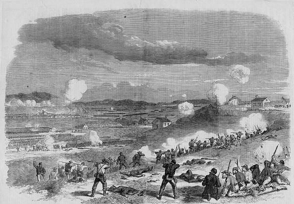 Battle「The Battle of Fredericksburg」:写真・画像(6)[壁紙.com]