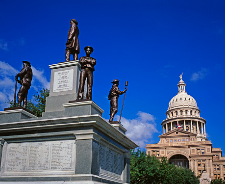 Confederate States of America「Confederate Soldiers Monument」:スマホ壁紙(4)
