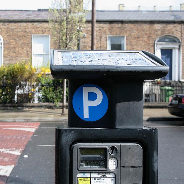 Single Object「Solar powered on-street parking ticket machine, Dublin, Ireland 2008」:写真・画像(19)[壁紙.com]