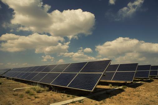 Yavapai County「Solar Power Plant」:スマホ壁紙(14)