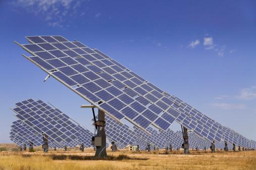Solar Energy「Solar Power Plant」:スマホ壁紙(14)
