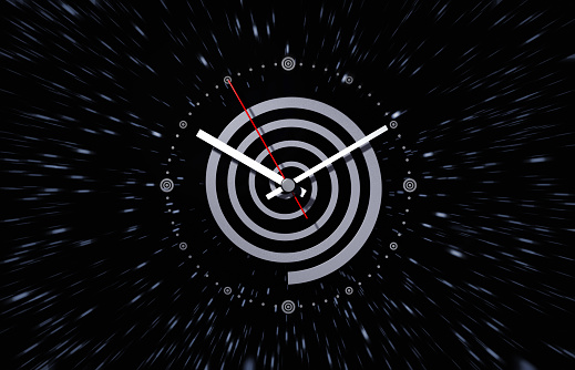 Time Flies「watch symbolizing time and space」:スマホ壁紙(1)
