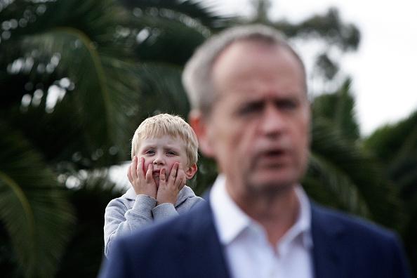 Bill Shorten「Labor Leader Bill Shorten Awaits Election Results As Counting Continues」:写真・画像(15)[壁紙.com]