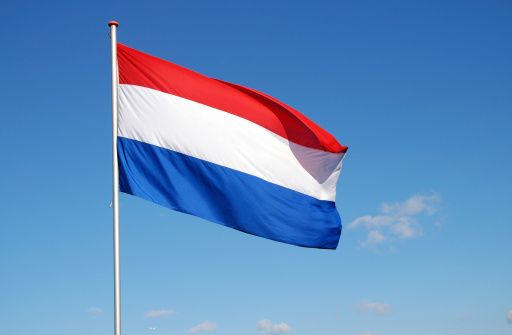 Netherlands「Flag of the Netherlands」:スマホ壁紙(6)