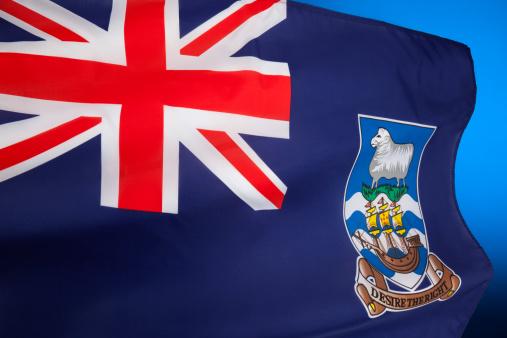 フォークランド諸島「Flag of the Falkland Islands (Islas Malvinas)」:スマホ壁紙(3)
