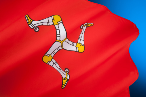 マン島「Flag of the Isle of Man - United Kingdom」:スマホ壁紙(15)