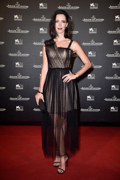 Rebecca Hall「Jaeger-LeCoultre Hosts Gala Dinner At Arsenale In Venice: Arrivals - 74th Venice International Film Festival」:写真・画像(19)[壁紙.com]