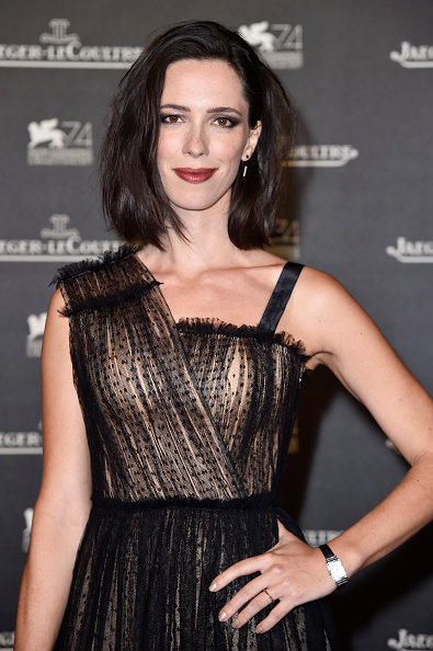 Rebecca Hall「Jaeger-LeCoultre Hosts Gala Dinner At Arsenale In Venice: Arrivals - 74th Venice International Film Festival」:写真・画像(3)[壁紙.com]