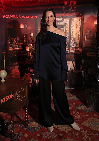 "Rebecca Hall「""Holmes & Watson"" Photo Call」:写真・画像(0)[壁紙.com]"