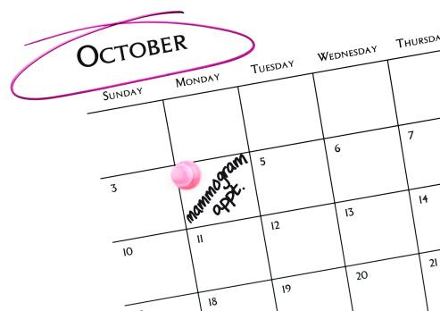 Women's Issues「Calendar Series Breast Cancer Awareness Month」:スマホ壁紙(13)
