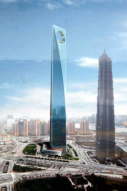 Shanghai Building Vies To Be World's Tallest:ニュース(壁紙.com)