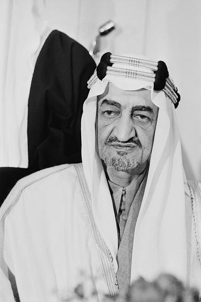 Abdul Aziz Ibn Saud「King Faisal Of Saudi Arabia」:写真・画像(4)[壁紙.com]
