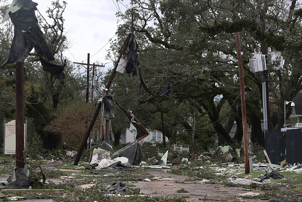 Louisiana「Hurricane Laura Makes Landfall On US Gulf Coast」:写真・画像(4)[壁紙.com]