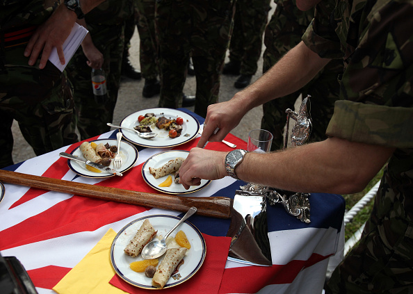 Food And Drink Industry「25 Military Cooking Teams Battle It Out In Field Catering Competition」:写真・画像(12)[壁紙.com]