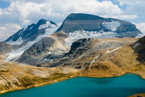 Yoho National Park「Kiwetinok Lake and the President Range, Yoho National Park. British Columbia, Canada」:スマホ壁紙(14)