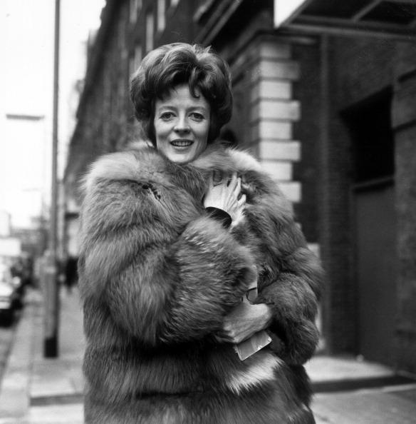 Coat - Garment「Maggie Smith」:写真・画像(6)[壁紙.com]