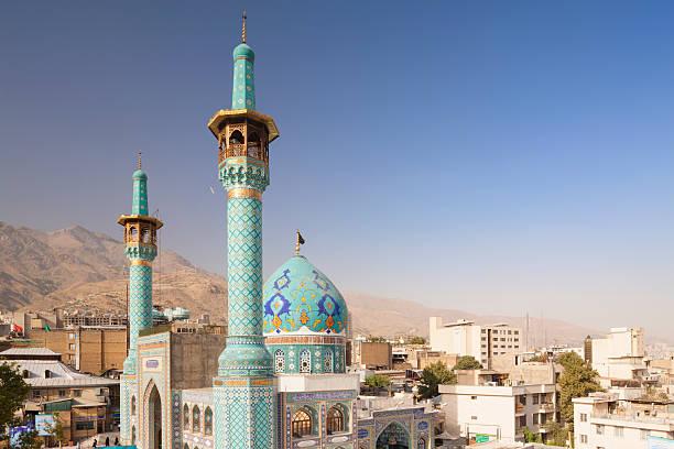 Emamzadeh Saleh, Tajrish, Tehran, Iran:スマホ壁紙(壁紙.com)