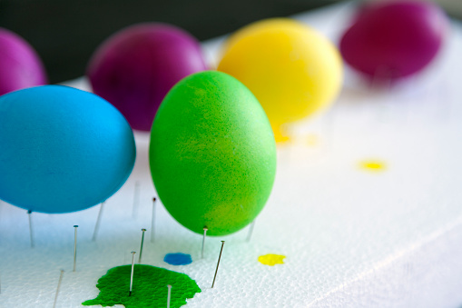 Gift「Dyed Easter eggs」:スマホ壁紙(6)