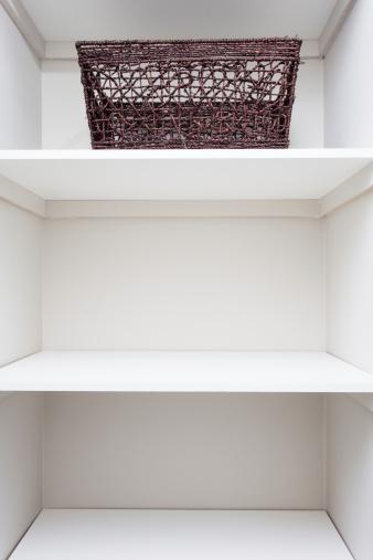 Storage Compartment「Empty shelves」:スマホ壁紙(19)