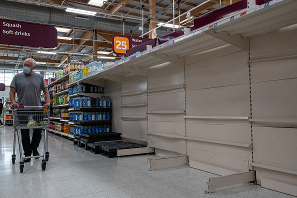UK「Brits Experience Food Shortages And Rising Energy Prices」:写真・画像(16)[壁紙.com]