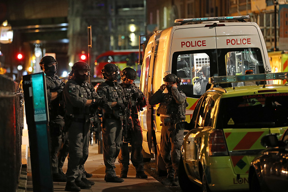 Terrorism「Police Attend Incident At London Bridge」:写真・画像(18)[壁紙.com]