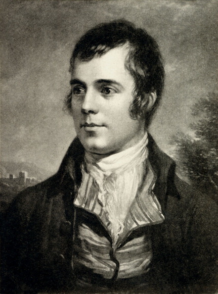Poet「Robert Burns - Scottish poet - 1759-1796」:写真・画像(3)[壁紙.com]