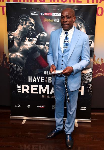 Tony Bellow「Celebrities Attend David Haye v Tony Bellew Fight」:写真・画像(19)[壁紙.com]