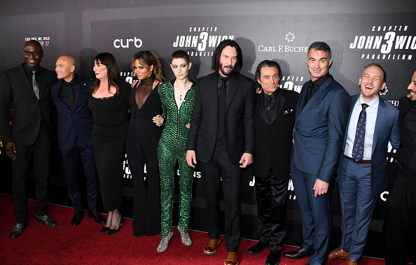 "Film Premiere「""John Wick: Chapter 3"" World Premiere」:写真・画像(19)[壁紙.com]"