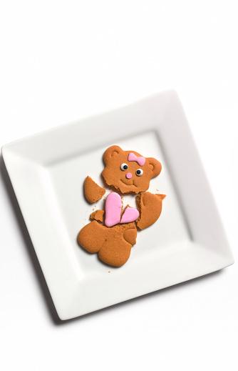 Gingerbread Woman「Mental breakdown」:スマホ壁紙(19)