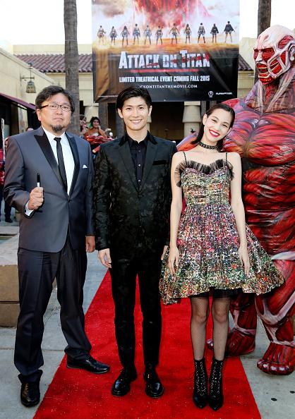 """Kiko Mizuhara「""""ATTACK ON TITAN"""" World Premiere」:写真・画像(8)[壁紙.com]"""