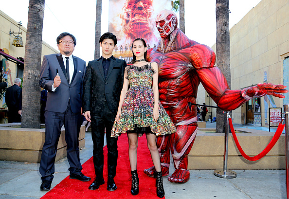 "Attack On Titan「""ATTACK ON TITAN"" World Premiere」:写真・画像(1)[壁紙.com]"