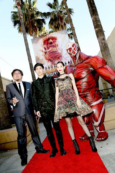 """Kiko Mizuhara「""""ATTACK ON TITAN"""" World Premiere」:写真・画像(19)[壁紙.com]"""