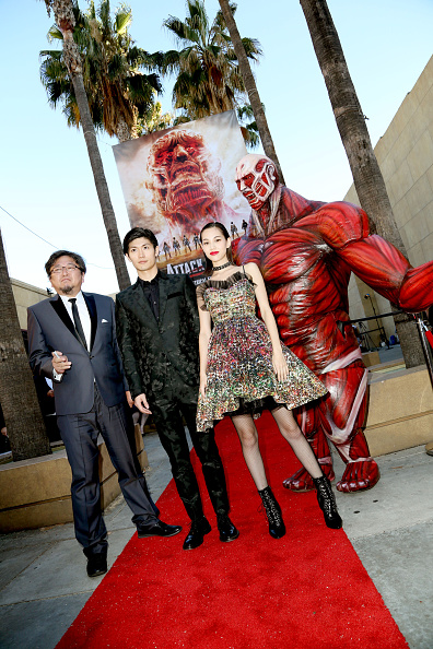 "Attack On Titan「""ATTACK ON TITAN"" World Premiere」:写真・画像(0)[壁紙.com]"