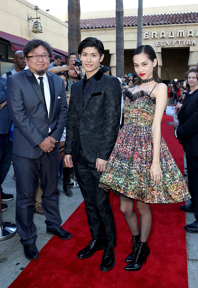 "Kiko Mizuhara「""ATTACK ON TITAN"" World Premiere」:写真・画像(18)[壁紙.com]"