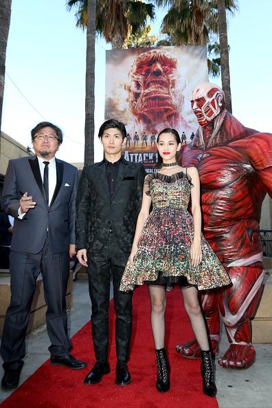 """進撃の巨人「""""ATTACK ON TITAN"""" World Premiere」:写真・画像(11)[壁紙.com]"""