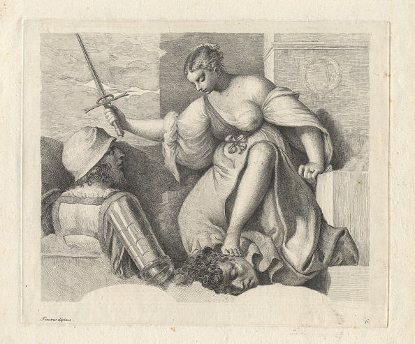 Etching「Justice (Judith)」:写真・画像(19)[壁紙.com]