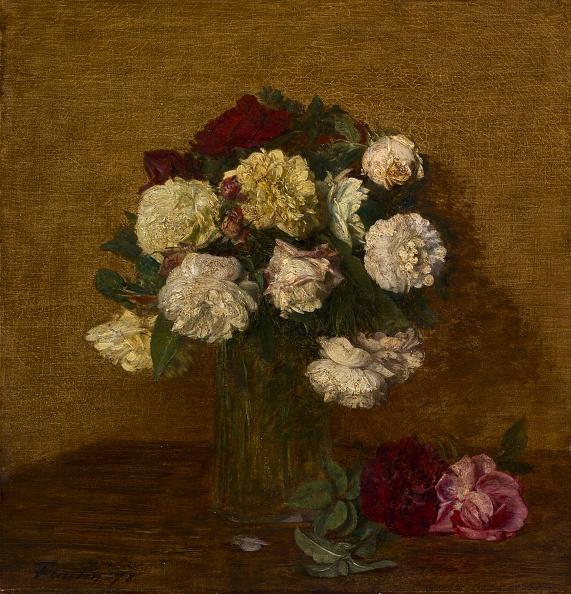 Vase「Roses In A Vase」:写真・画像(13)[壁紙.com]