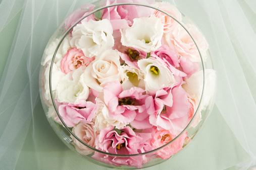 薔薇「バラのラウンド用のボウル」:スマホ壁紙(4)