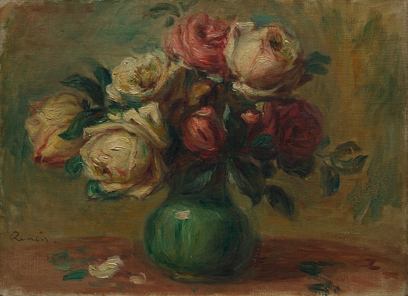 Vase「Roses In A Vase」:写真・画像(19)[壁紙.com]