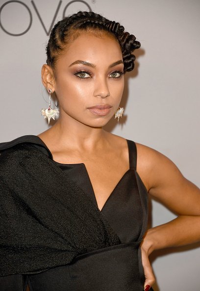 Logan Browning「Warner Bros. Pictures And InStyle Host 19th Annual Post-Golden Globes Party - Arrivals」:写真・画像(8)[壁紙.com]