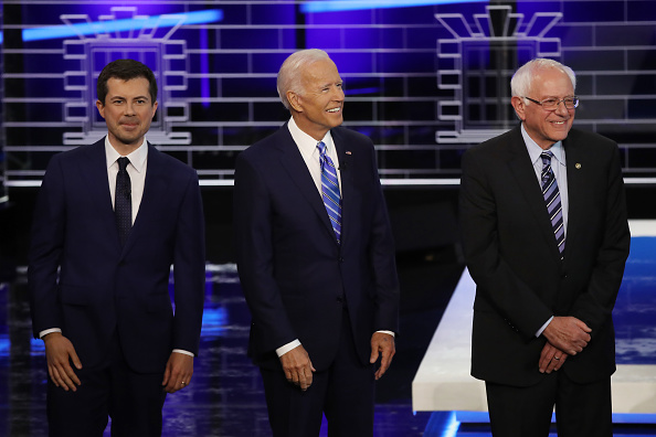 Candidate「Democratic Presidential Candidates Participate In First Debate Of 2020 Election Over Two Nights」:写真・画像(18)[壁紙.com]