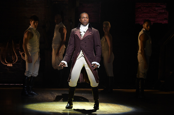 ステージ「The 58th GRAMMY Awards - 'Hamilton' GRAMMY Performance」:写真・画像(4)[壁紙.com]
