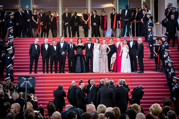 "71st International Cannes Film Festival「""Everybody Knows (Todos Lo Saben)"" & Opening Gala Red Carpet Arrivals - The 71st Annual Cannes Film Festival」:写真・画像(7)[壁紙.com]"