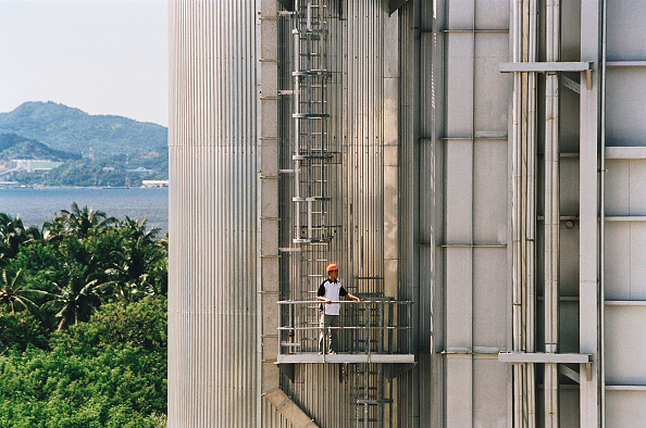 Mid Adult Men「First Gas Holdings, Gas powered electricity power station, Philippines」:写真・画像(18)[壁紙.com]